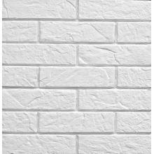 Белый декоративный кирпич